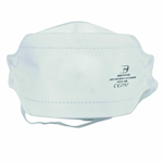 FFP3 Disposable Fold-Flat Face Masks (box of 20)