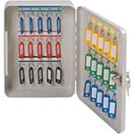Fixed Hook Key Cabinets 20 to 100 key capacity