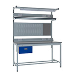 General Purpose BQ Workbench with Beech Top