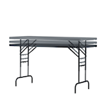 Zown Height Adjustable Folding Tables