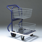 GT Mail Delivery Trolleys 80kg & 100kg capacity