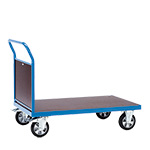 H/D Panelled Platform Trolleys 1200kg capacity