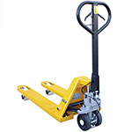Heavy Duty Braked Pallet Trucks with 2.5 Tonne Capacity