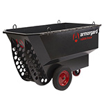 Armorgard Heavy Duty Stackable Rubble Truck - 750kg Capacity