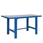 Heavy Duty Steel Workbenches with 500kg Capacity