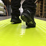 High Visibility Walkway Matting