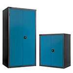 Industrial / Office Metal Storage Cupboards