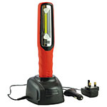 Rechargeable Cob Work Light 2in1 Floodlight and Spotlight