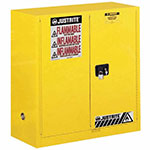 Justrite Sure-Grip EX Flammable Storage Cabinets