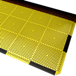 Kumfi Interlocking Duckboard Tiles in 5 Colours