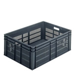 Large 800x600 Stacking Euro Containers