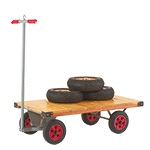 Lightweight Platform Trucks with 150kg Capacity