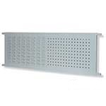 Louvre Panel Back with Peg Board for BA/BC/BQ/BS Workbenches