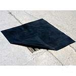 Neoprene Spill Control Drain Covers