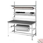 Packing Bench with 20mm Plastic Laminate top