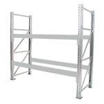 Galvanised Pallet Racking Frames