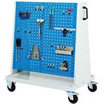 Bott Perfo Tool Storage Trolley with 40 tool hooks