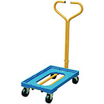 Plastic Dolly with Full Height Handle