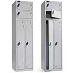 Probe Two person Lockers with 4 doors