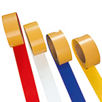 PROline PVC Floor Marking Tapes 50mm or 75mm x 25m