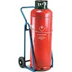 Propane Cylinder Trucks suits upto 47kg bottles