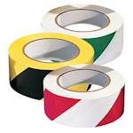 PVC Adhesive Hazard Warning Tape