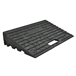 Rubber Kerb Ramps 100mm high