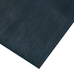 Rubber Rib Matting 3mm or 6mm Thick in 10 Metre Rolls