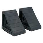 Sealey Rubber Wheel Chock Pairs