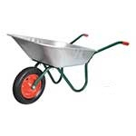 Sealey Heavy Duty Galvanised Wheelbarrow