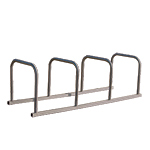 Sheffield Hoop Toast Bike Racks