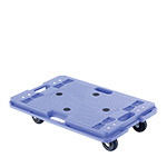 Silentmaster Interconnecting Plastic Dolly