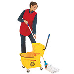 Mop Bucket Trolley