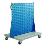 Spacemaster Double Sided Bin Trolleys