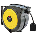 Spring Rewind Electric Cable Reel