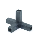 Square Tube Connectors / Joints