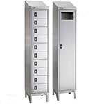 Stainless Steel Garment Lockers