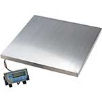 Salter Brecknell WS300 Stainless Steel Platform Scales - 300kg capacity