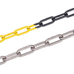 Steel Barrier Chain