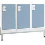 Steel locker stand for Standard Lockers