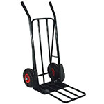 Steel Sack Truck with Dual Foot Iron 250kg capacity