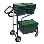 Stock Picking Trolley, for use with Distribution Containers