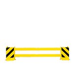 TRAFFIC-LINE Adjustable Pallet Racking End Frame Protectors