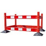 TRAFFIC-LINE Temporary Barrier Systems