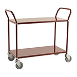 Two & Three Tier Coloured Trolleys