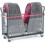 Upright Storage Trolley for 20x 2600 Series Chairs