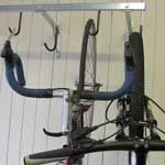 Vertical Cycle Racks for 4, 5 and 6 Cycles