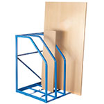 Vertical Sheet Racks with 3 Compartments