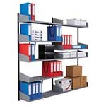Wall Mounted Shelving Accessories