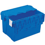 Industrial Containers, Boxes, Crates & Storage Bins in Steel, Plastic or Fibreboard